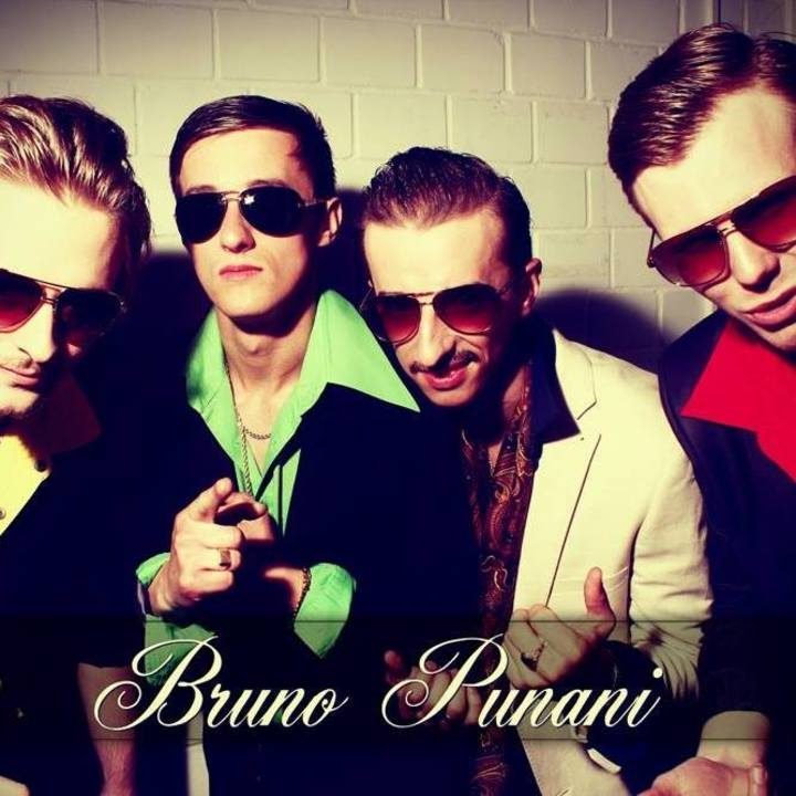 Bruno Punani Tour Dates