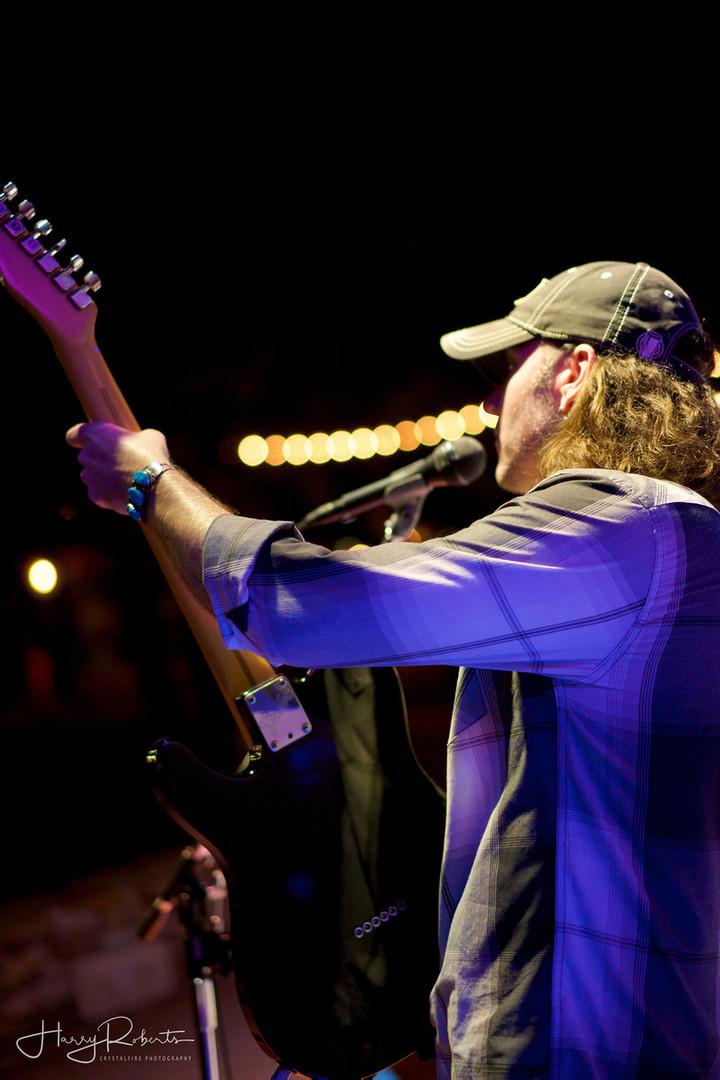 Michael Ingalls @ Marshall's 3 W/American Gypsy  - Austin, TX