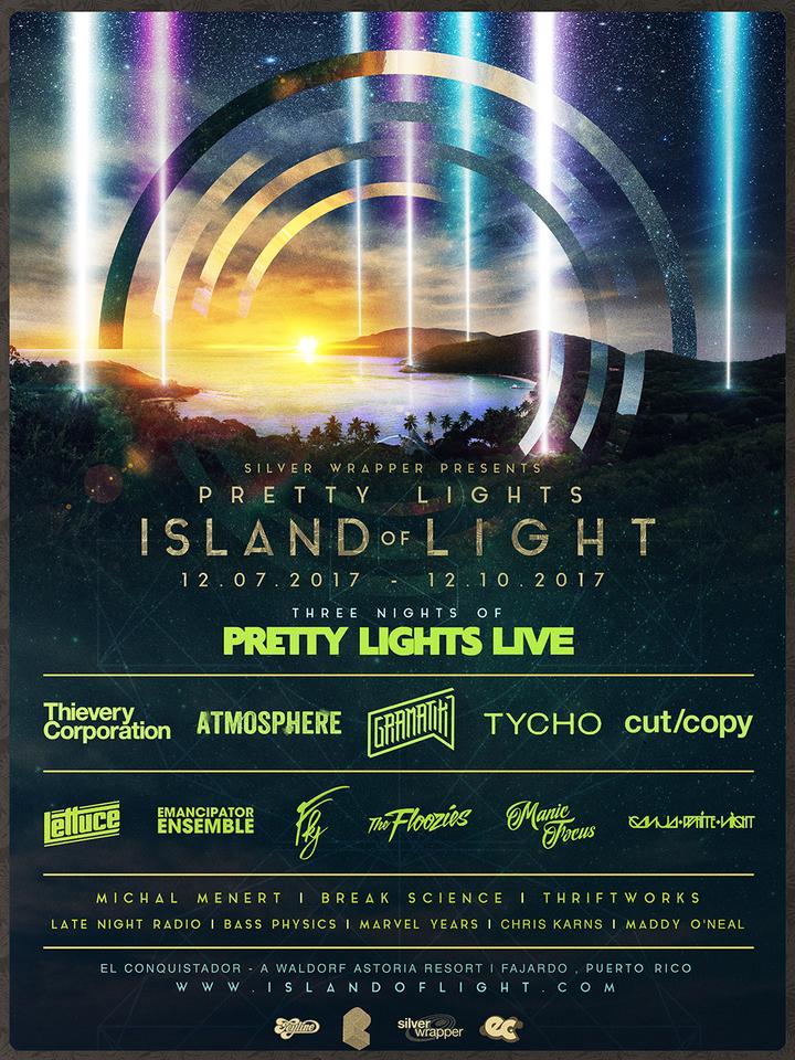 Tycho @ Island of Light - Fajardo, PR