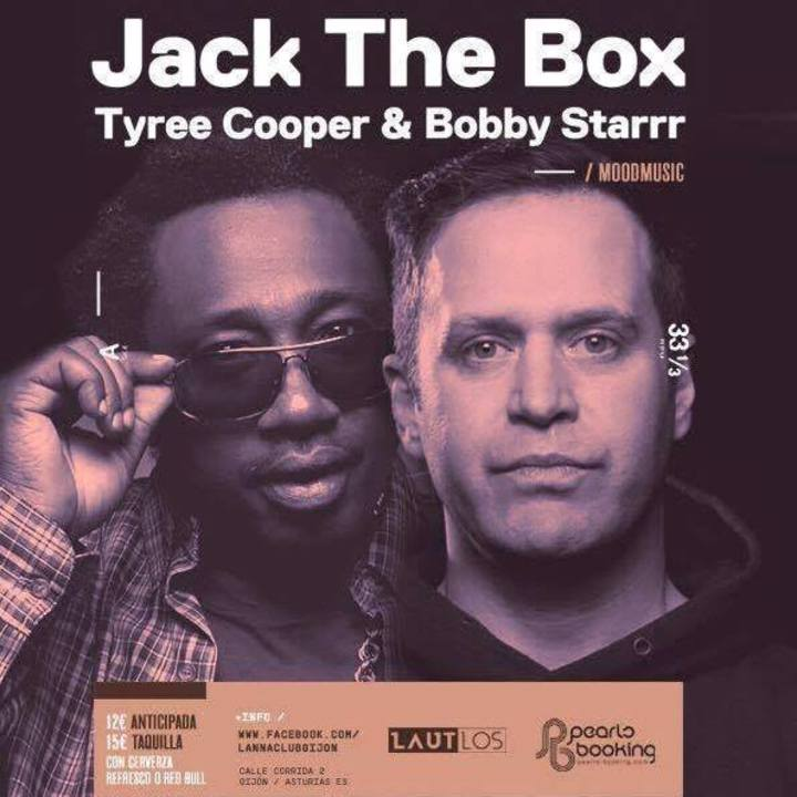 Bobby Starrr Tour Dates