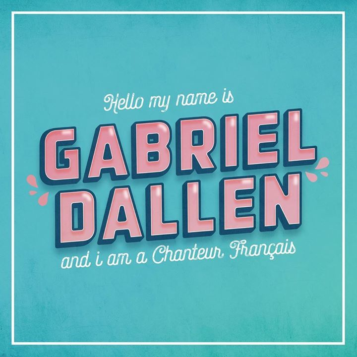 Gabriel Dallen - Officiel Tour Dates