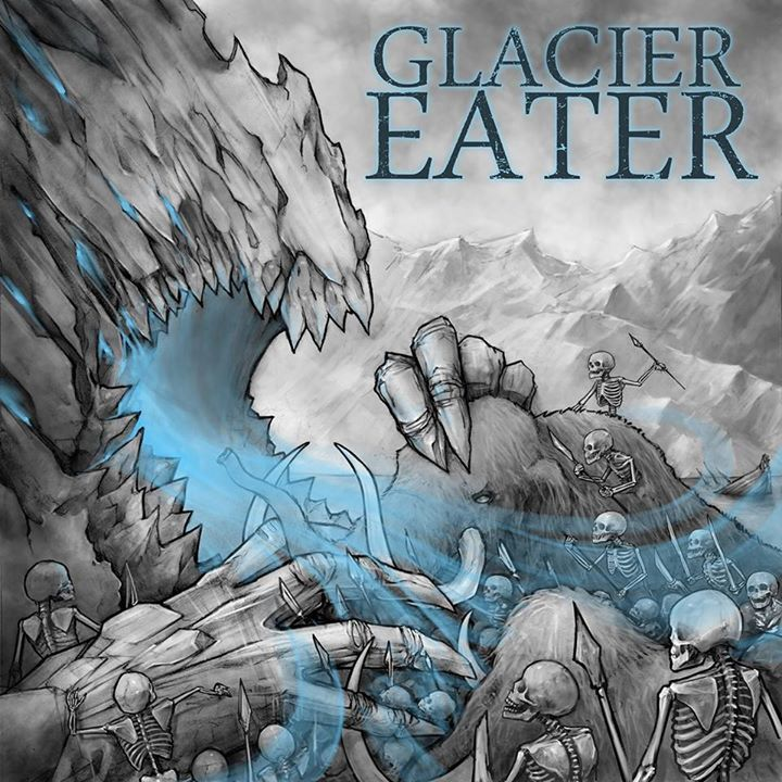 Glacier Eater @ The Mark Out - Fresno, CA