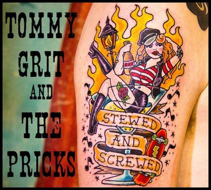 Tommy Grit & The Pricks Tour Dates