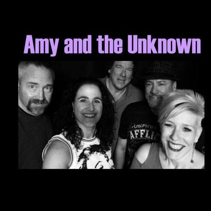 Amy and the Unknown @ Mr. Peabody's  - Encinitas, CA