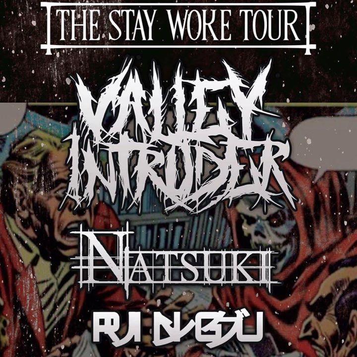Bury December Tour Dates