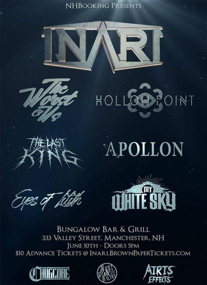 My White Sky Tour Dates