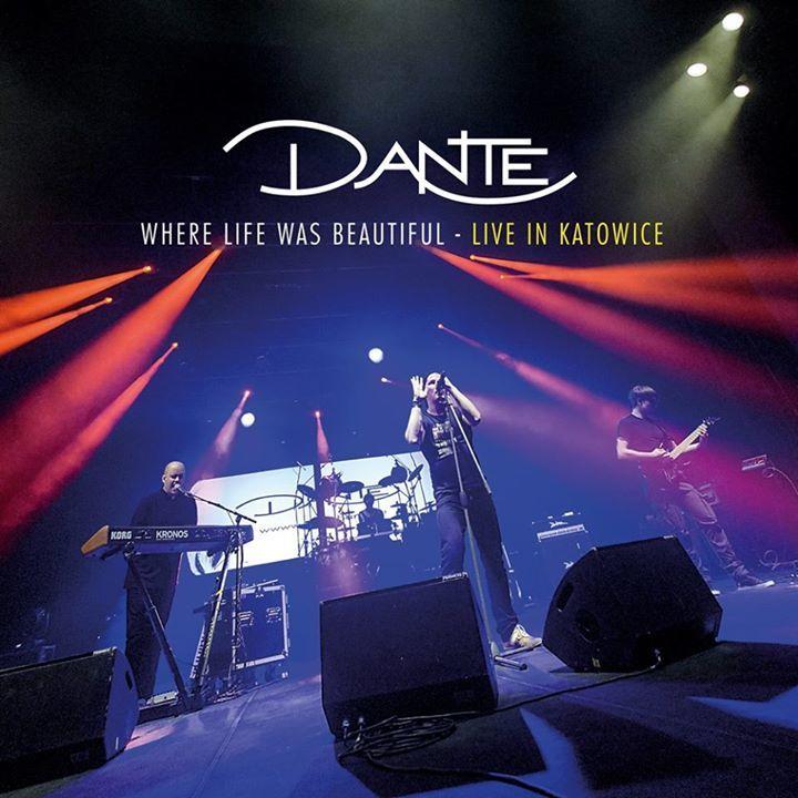 DANTE - Progressive Metal Tour Dates