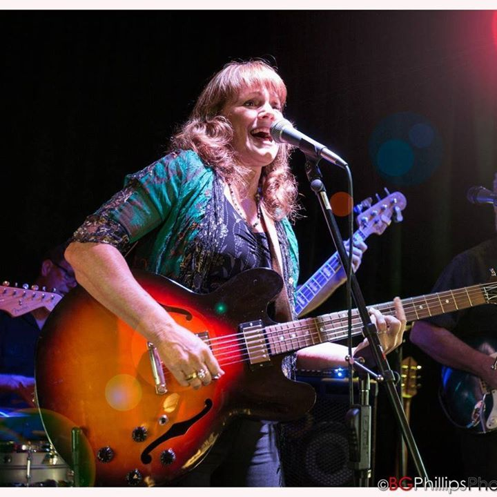 Val Starr and the Blues Rocket Tour Dates