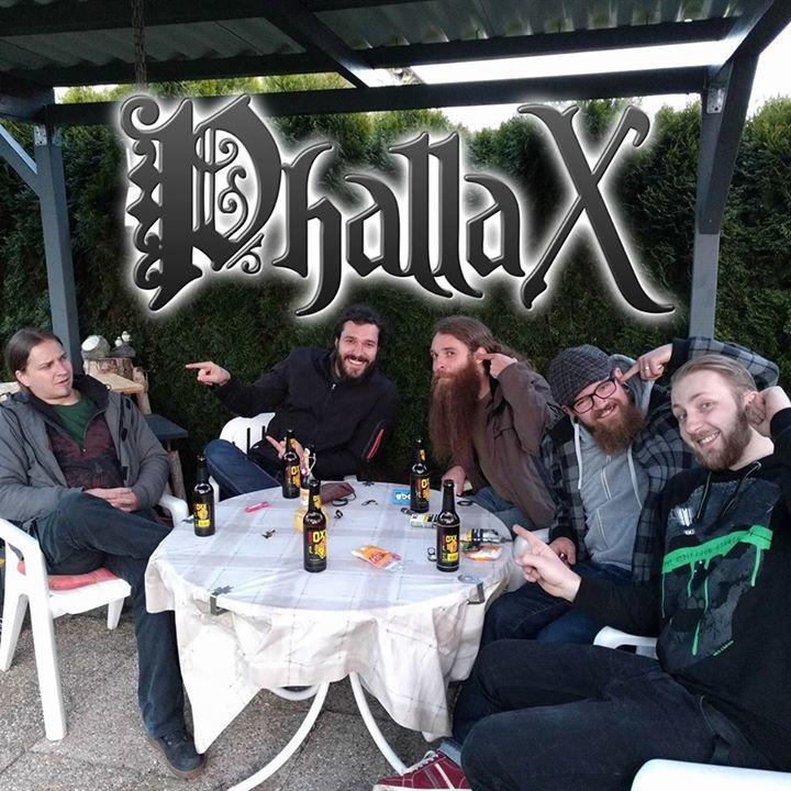 Phallax Tour Dates