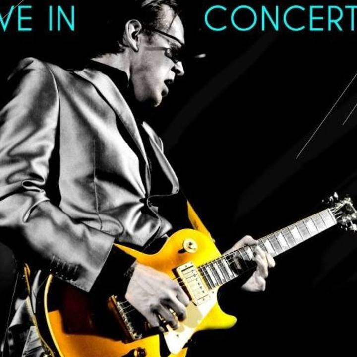 Joe Bonamassa-Blues-Band Tour Dates