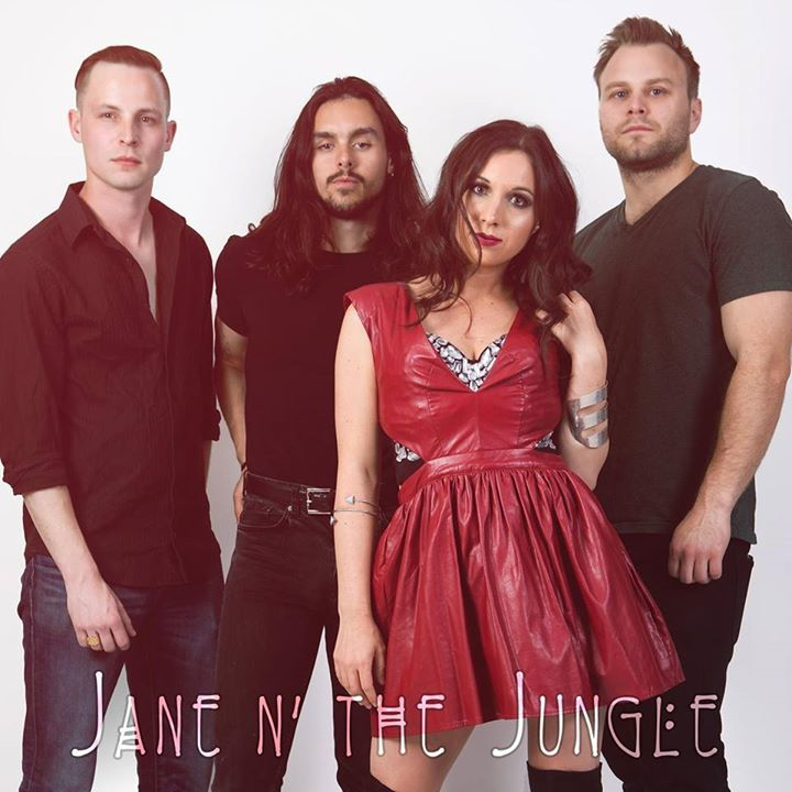 Jane N' The Jungle Tour Dates