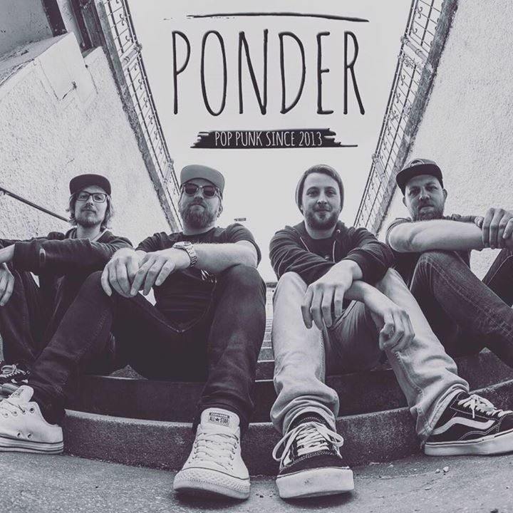 Ponder (Pop Punk) Tour Dates