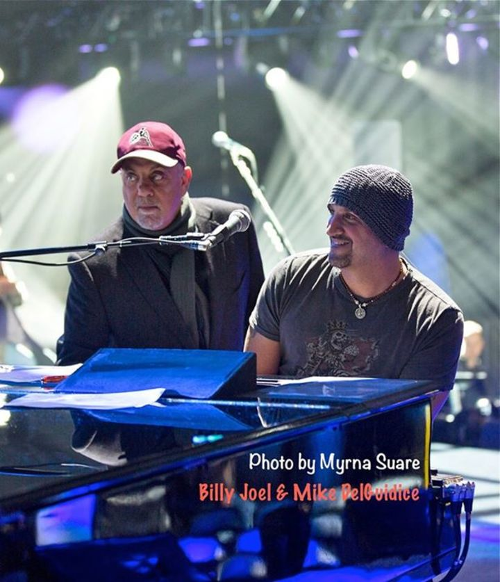 Mike DelGuidice & Big Shot - Celebrating the music of Billy Joel Tour Dates