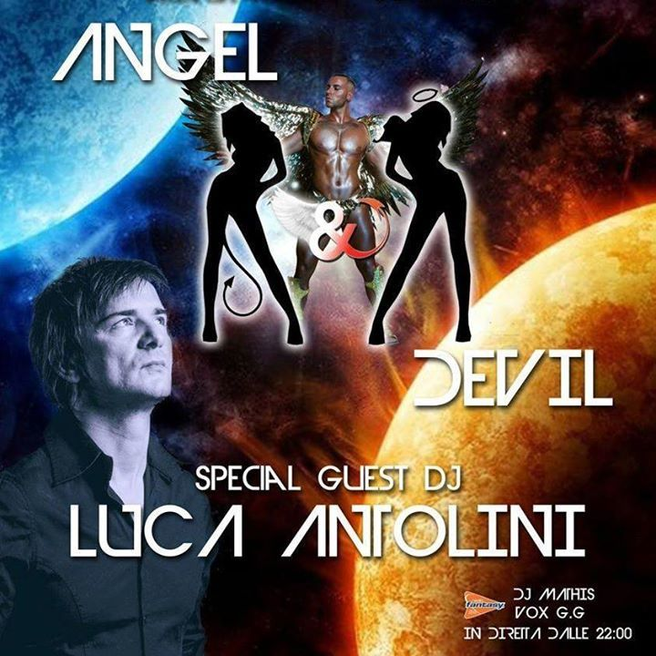 Luca Antolini Deejay Tour Dates