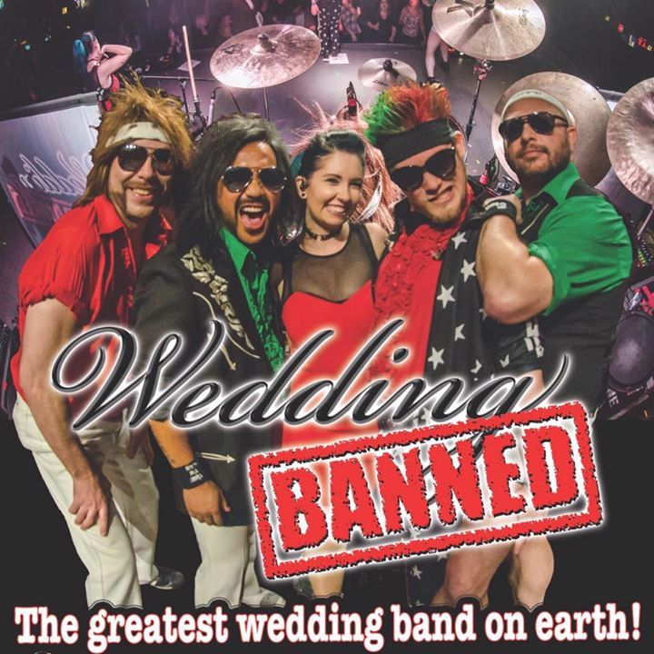 Wedding Banned @ Wedding- Private Event - Chicago, IL