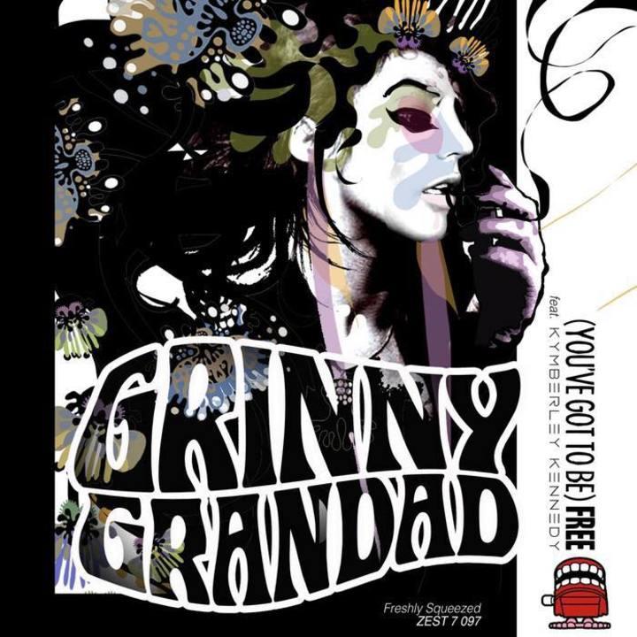 Grinny Grandad Tour Dates