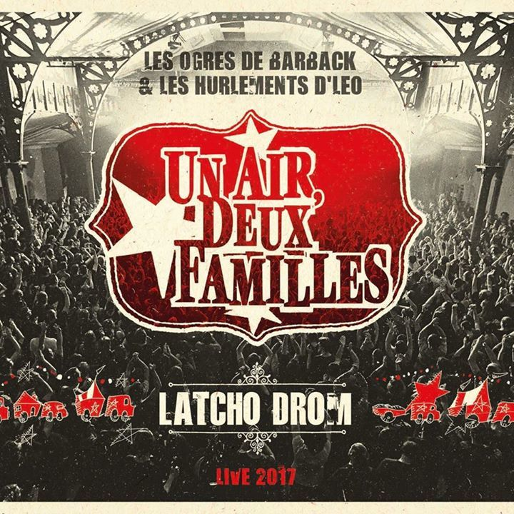 Les Ogres de Barback Tour Dates