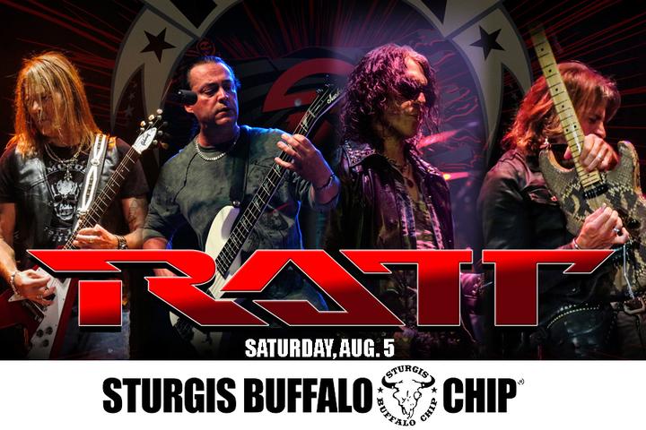 Ratt @ Buffalo Chip - Sturgis, SD