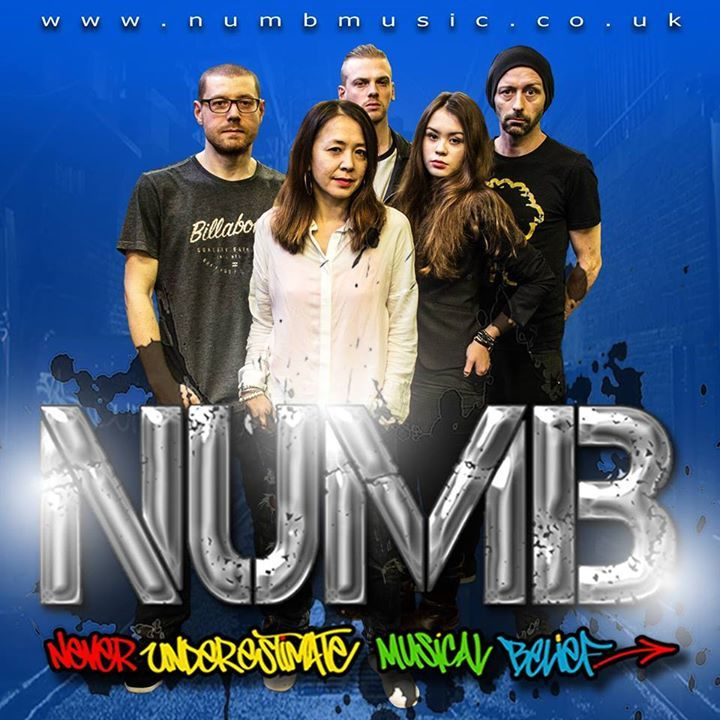 Never Underestimate Musical Belief (N.U.M.B) OFFICIAL PAGE Tour Dates