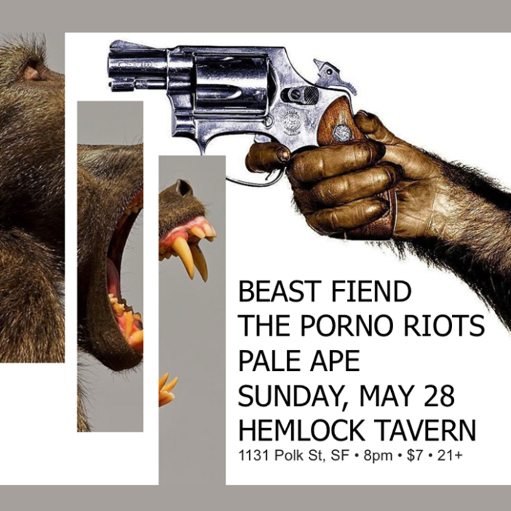 Beast Fiend Tour Dates
