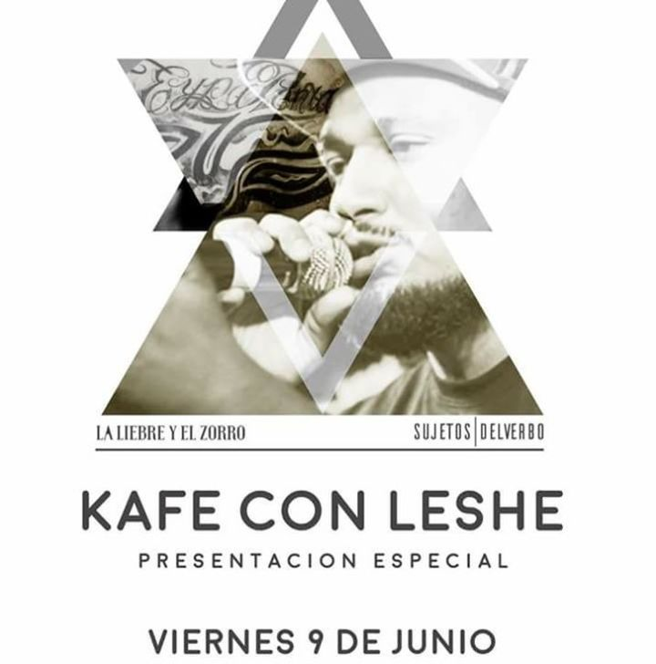 Kafe con Leche Tour Dates