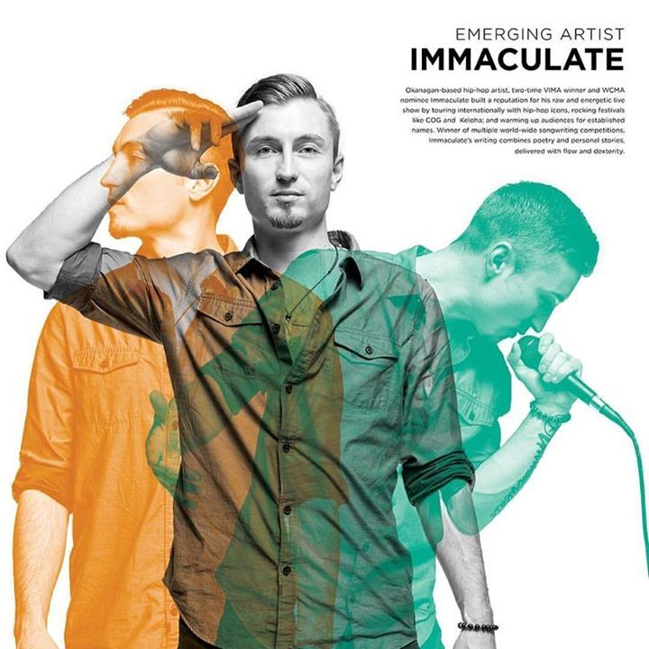 Immaculate Tour Dates