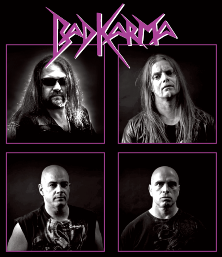 Bad Karma Tour Dates