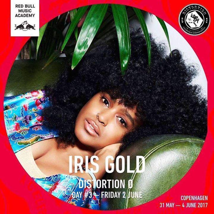 Iris Gold Tour Dates