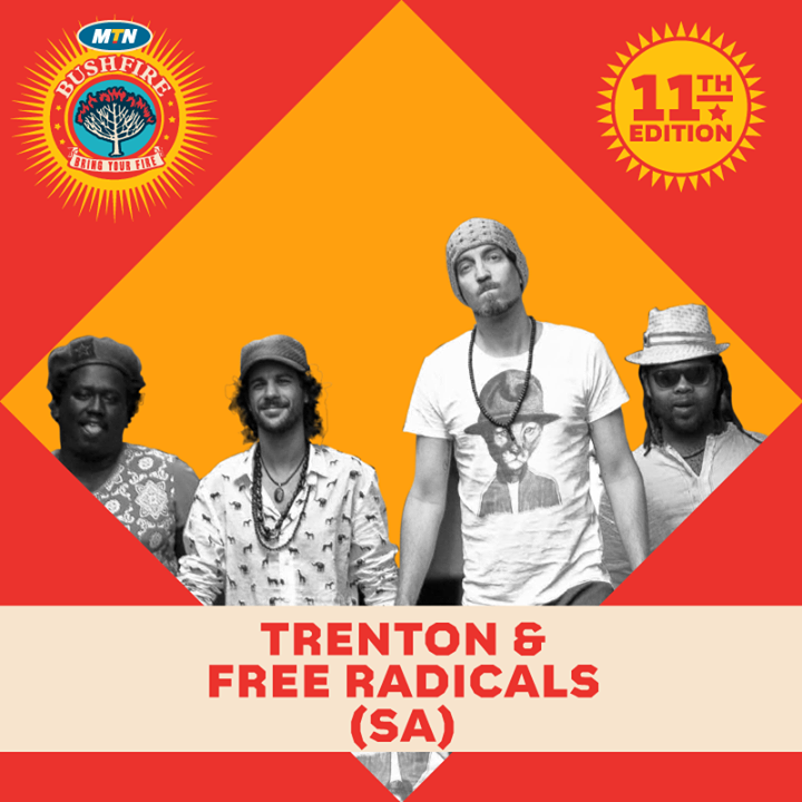 Trenton and Free Radical @ Green Point Precinct - Cape Town, South Africa