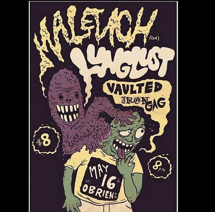 Vaulted Tour Dates