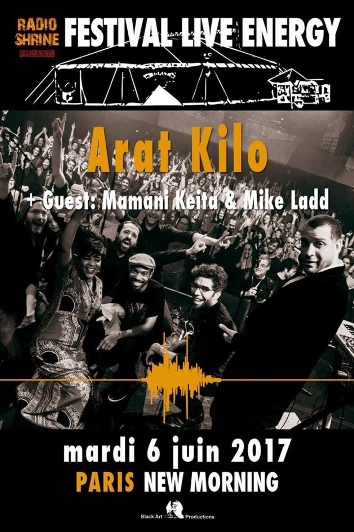 ARAT KILO Tour Dates
