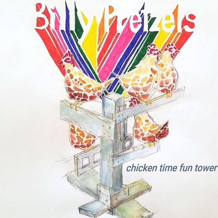 Billy Pretzels Tour Dates