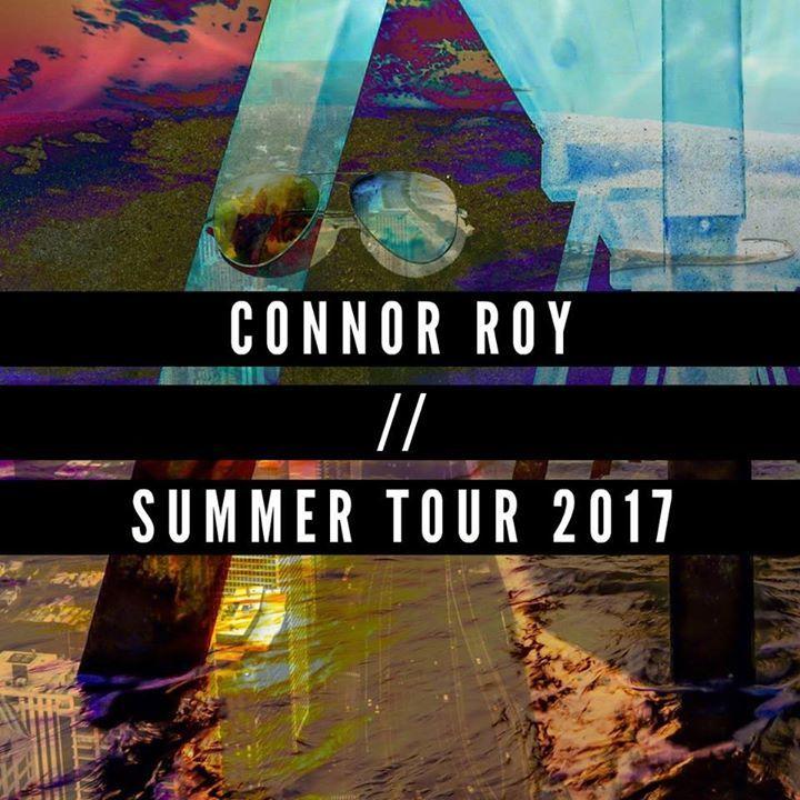 Connor Roy Tour Dates
