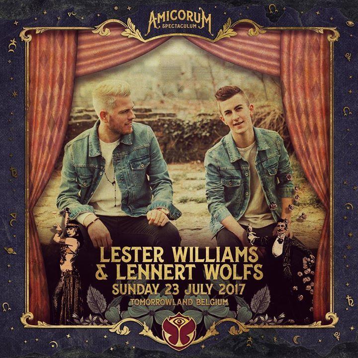 Lester Williams Tour Dates