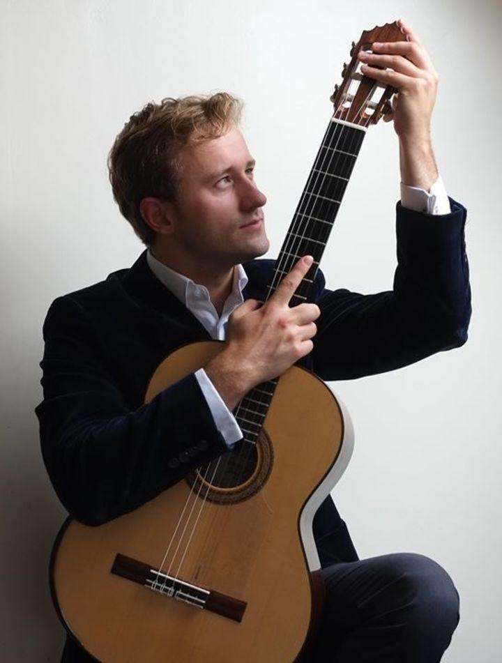Michael Christian Durrant - Classical Guitarist Tour Dates