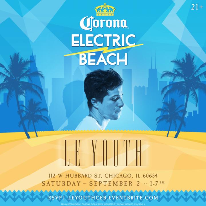 Electric Beach @ JOY DISTRICT - Chicago, IL