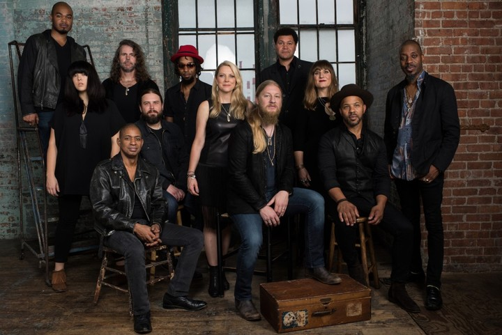 Tedeschi Trucks Band @ Orpheum Theatre - Los Angeles, CA