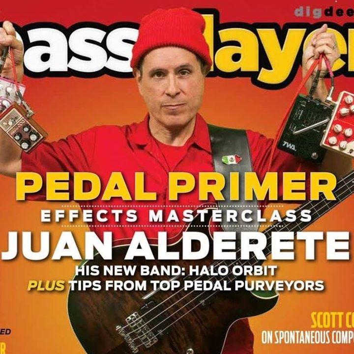 Juan Alderete Tour Dates