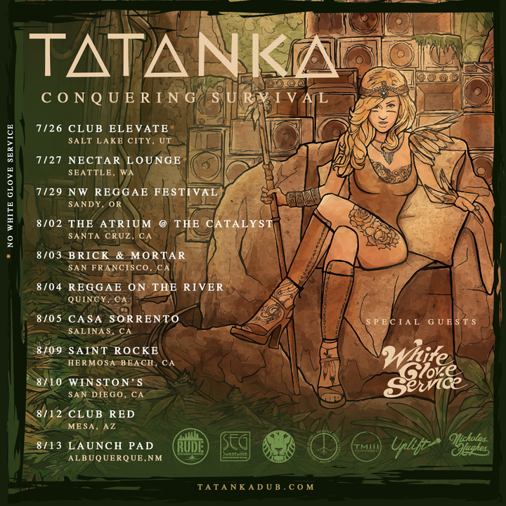 Tatanka @ Sonic Bloom 2015 - Rye, CO