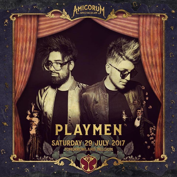 Playmen Tour Dates