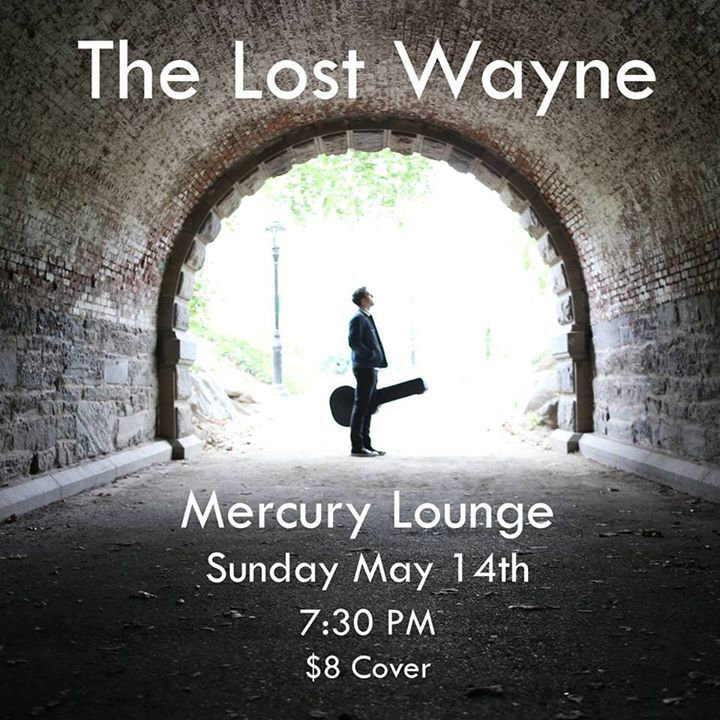 The Lost Wayne Tour Dates