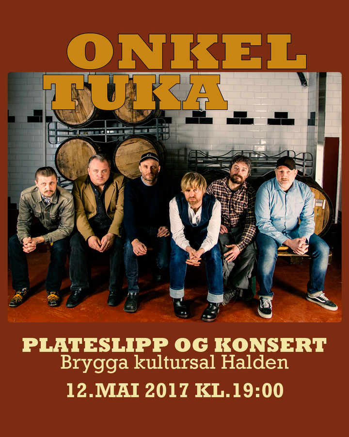 Onkel Tuka Tour Dates