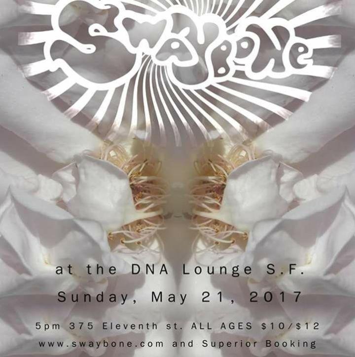 Swaybone Tour Dates