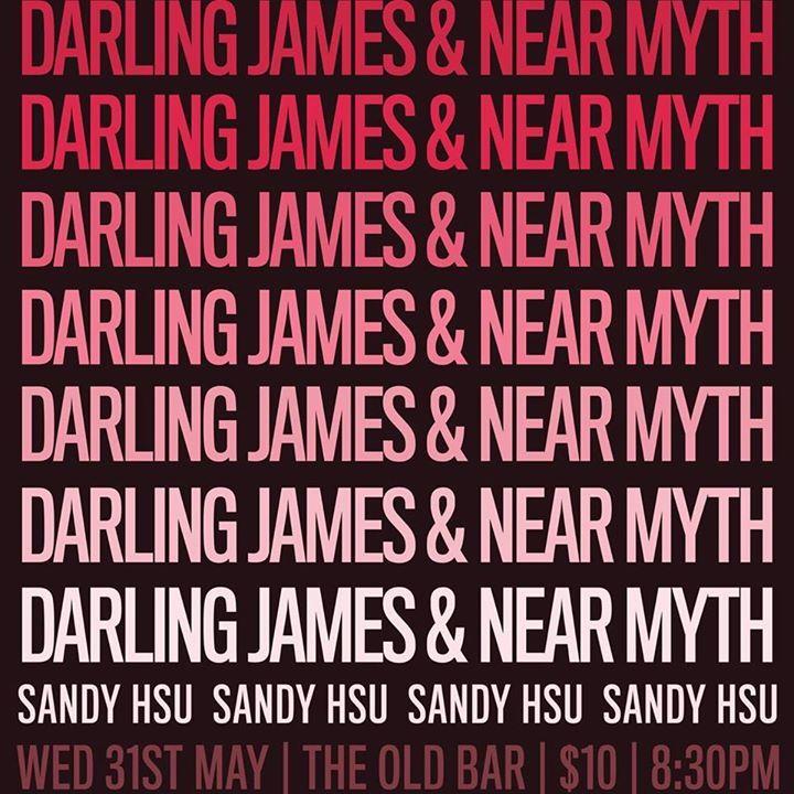 Darling James Tour Dates