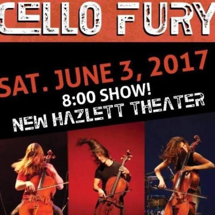 Cello Fury Tour Dates