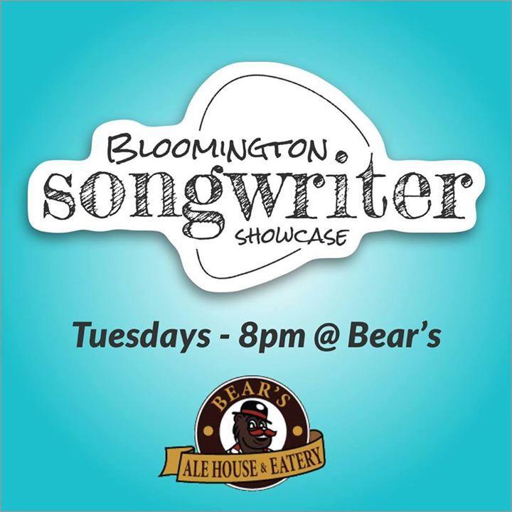 Bloomington Songwriter Showcase Tour Dates