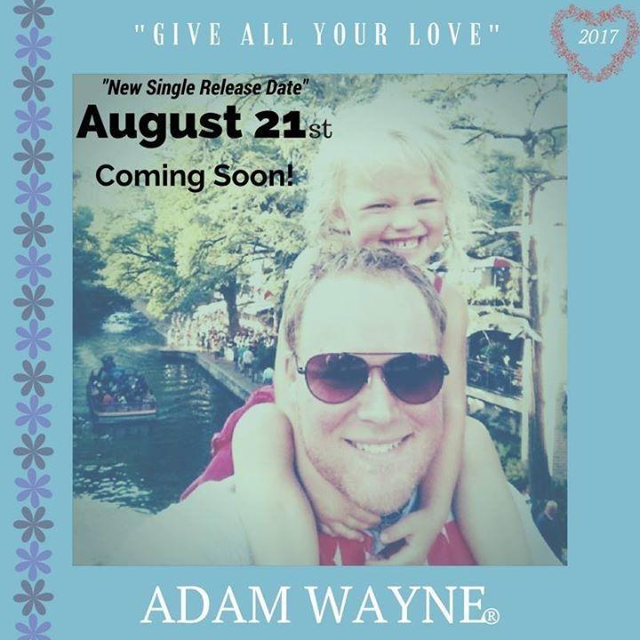 Adam Wayne Music Tour Dates