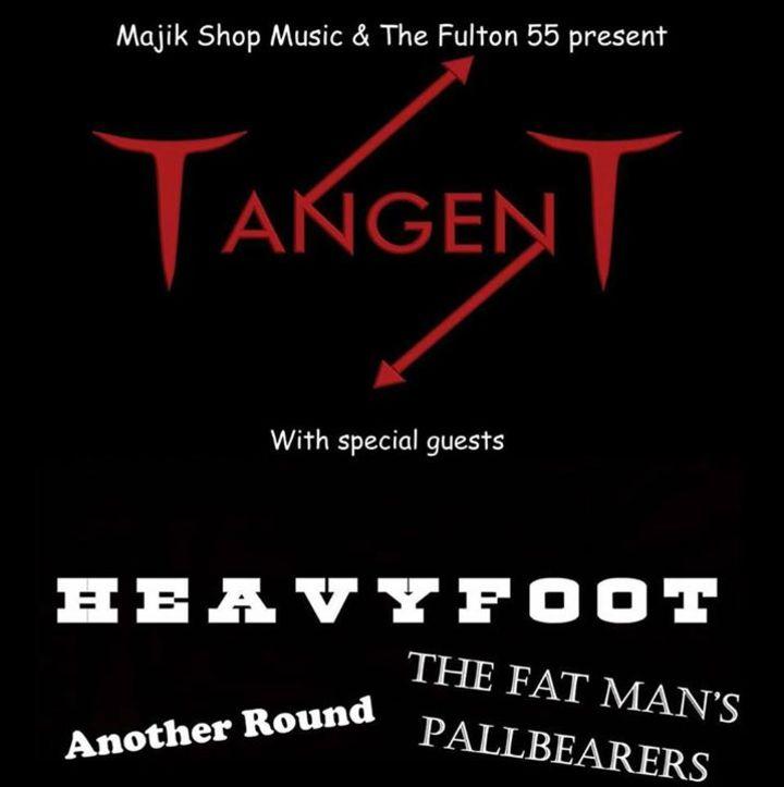 Tangent Tour Dates