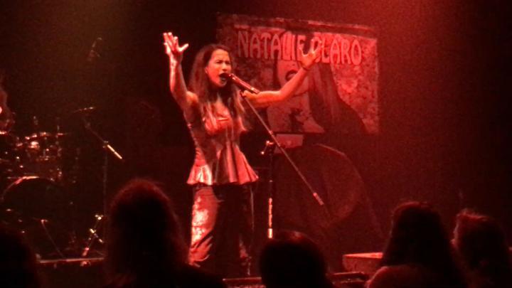 Natalie Claro Tour Dates