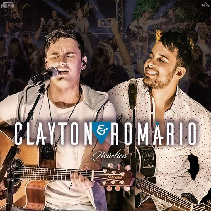 Clayton e Romário Tour Dates